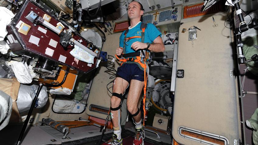 О хорошем самочувствии вернувшихся на Землю космонавтов
