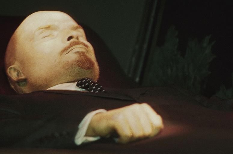 Как наука поддерживает тело Ленина в сохранности - фото 3