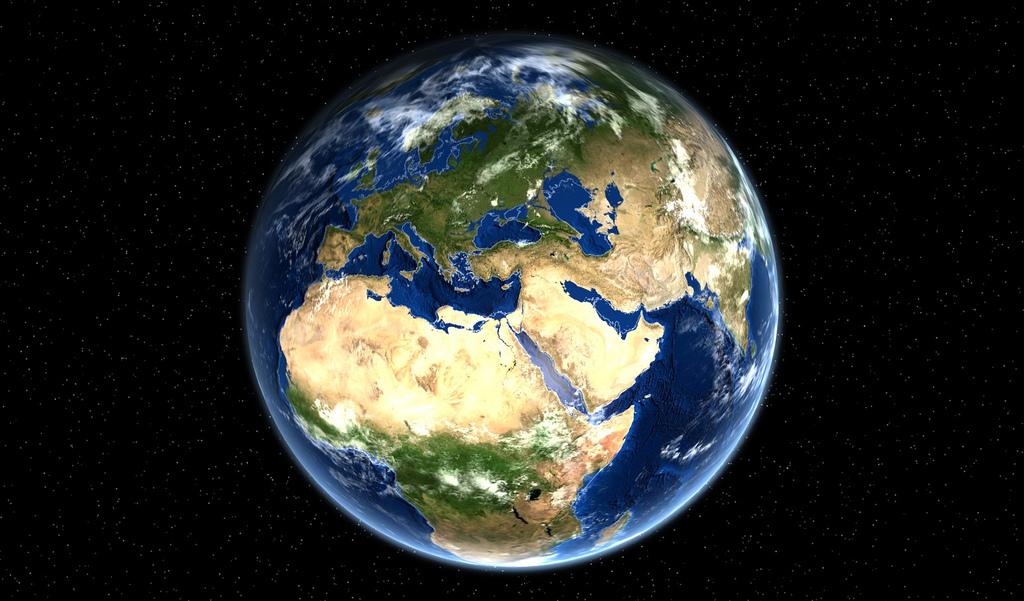 Картинка россии на земле