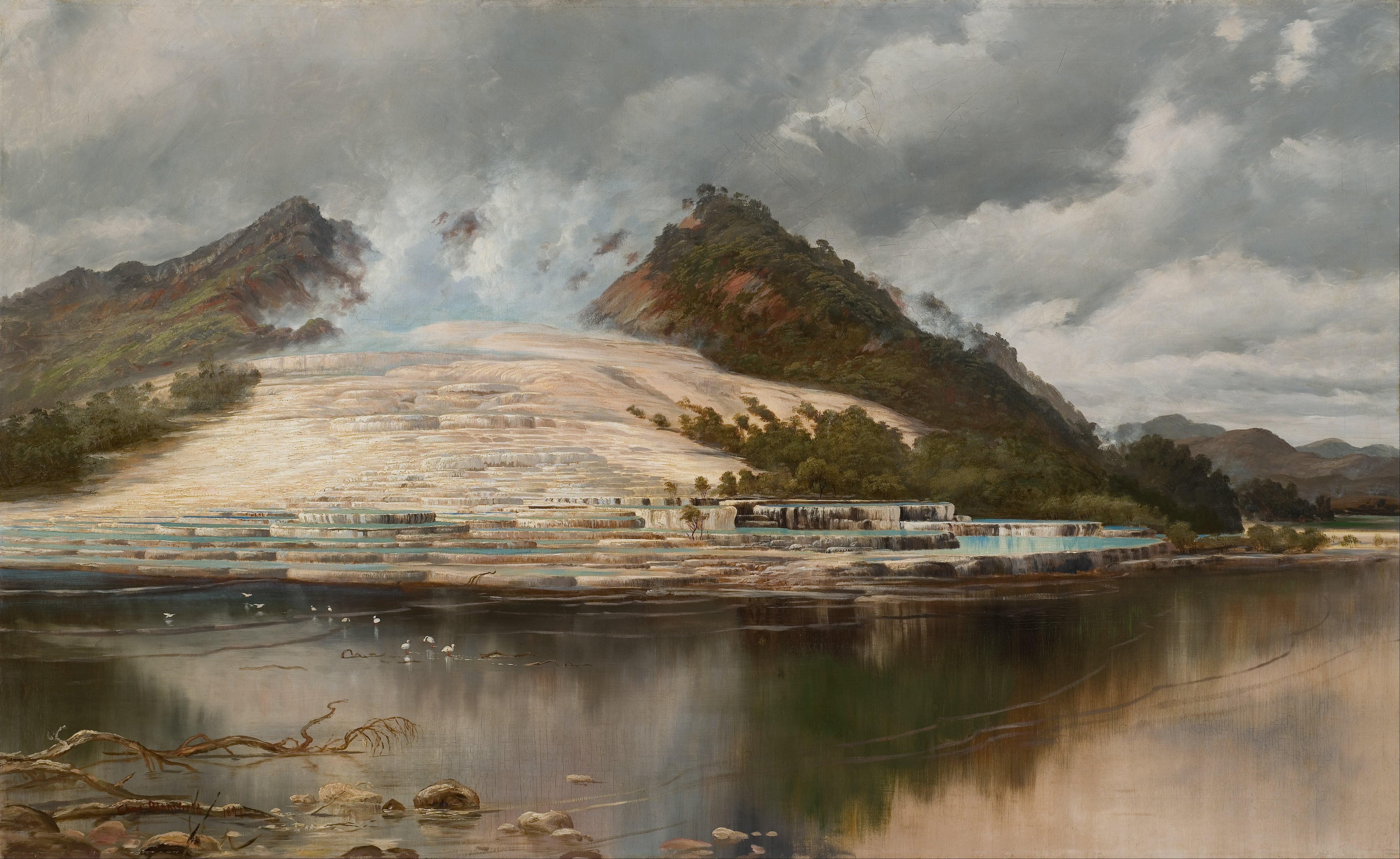 """В Новой Зеландии найдено """"Восьмое чудо света"""""""