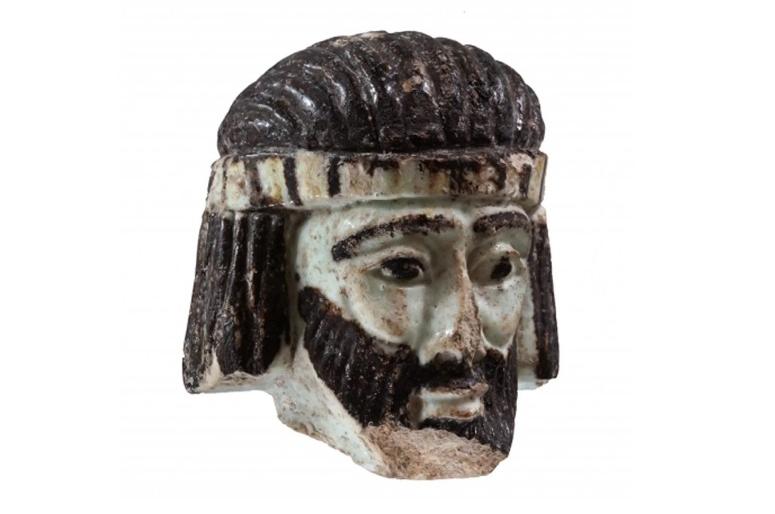 В Израиле найдена голова статуэтки неизвестного библейского царя