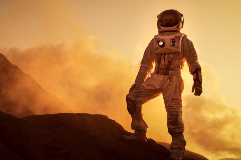 НАСА утверждает, что будущие марсиане уже живут на Земле