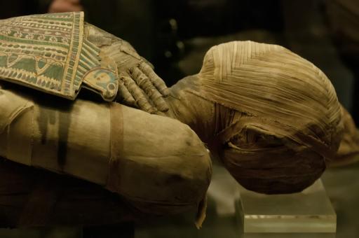 Раскрыта тайна 4000-летней мумии и ее разграбленной гробницы
