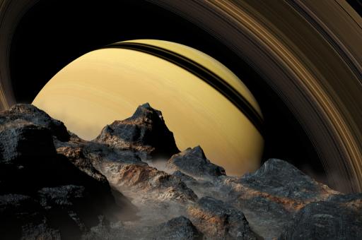 Планетологи предлагают отправить детекторы ДНК на спутники Юпитера и Сатурна