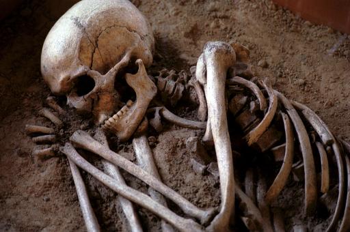 В Перу обнаружены следы детских жертвоприношений