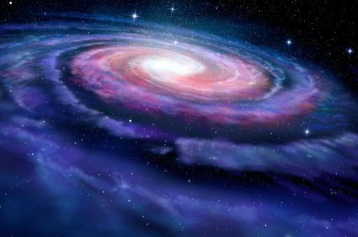 Составлена первая карта возраста звезд Млечного Пути