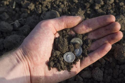 В Греции нашли клад с древними монетами