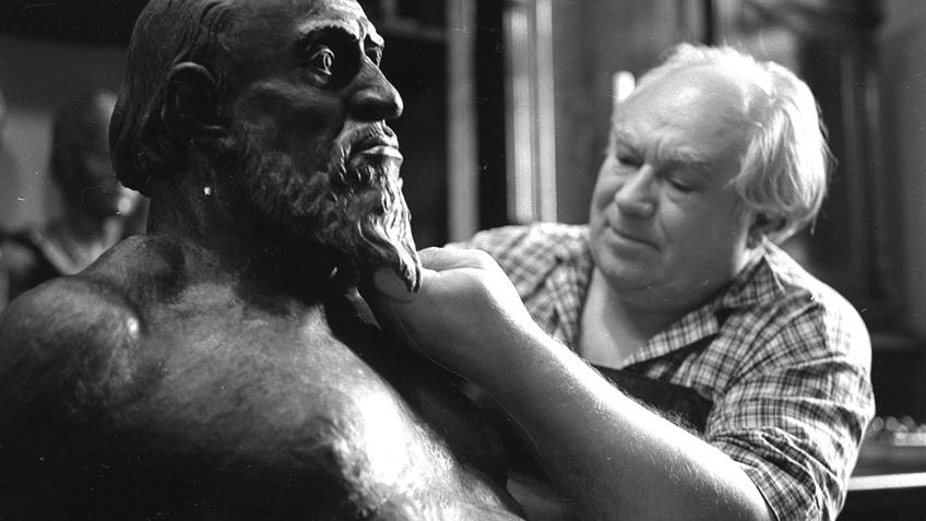 Пророк на костях: 50 лет назад не стало антрополога Михаила Герасимова - фото 3
